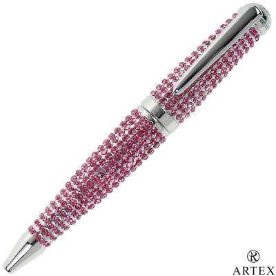 ARTEX 耀動水鑽筆 施華洛世奇元素 粉鑽 原子筆