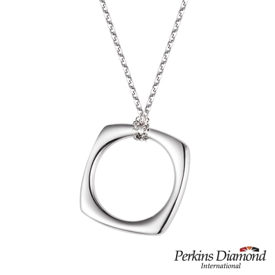 PERKINS 伯金仕 -  Love系列 925純銀項鍊