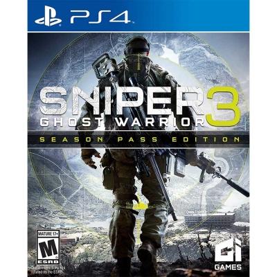 狙擊之王:幽靈戰士 3 季票版 Sniper Ghost - PS4 中英文美版