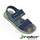 RIDER 巴西-童 SANDAL 運動涼鞋 藍灰色/灰色