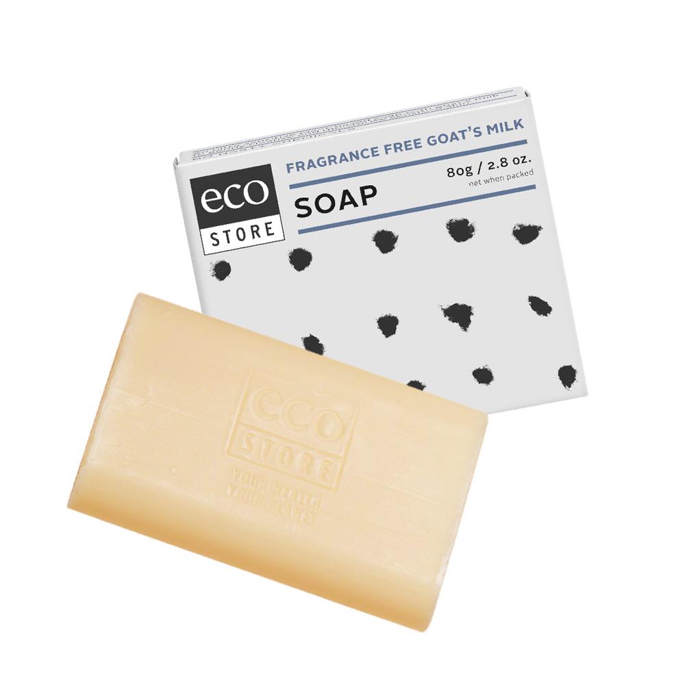 紐西蘭ecostore 純淨香皂-純羊乳 80g