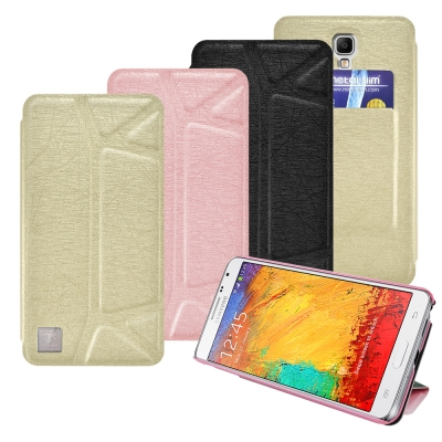 Metal-Slim Samsung Galaxy Note3 Neo髮絲紋六折...