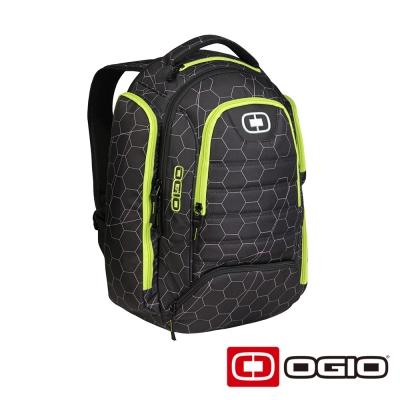 OGIO Metro II 17 吋都會電腦後背包 - 蜂巢