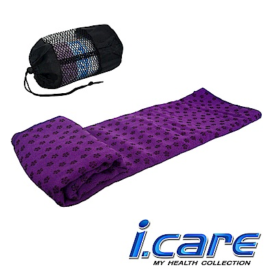 JOEREX艾可兒瑜珈舖巾瑜珈用品附網狀背袋JBX30831