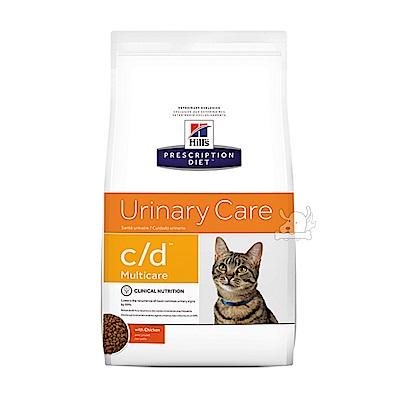 Hills 希爾思 泌尿道護理 c/d 貓用處方乾糧(10369HG)1.5公斤 X 1包