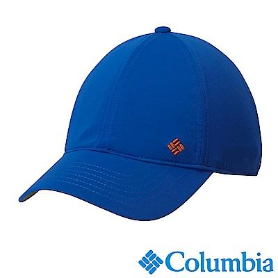 Columbia哥倫比亞 男款-抗UV50涼感棒球帽-藍色 (UCM94840BL)