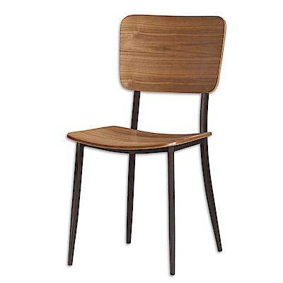 Boden-克茲特曲木餐椅/單椅-42x52x84cm
