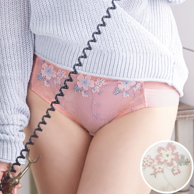 蕾黛絲-減壓靠過來搭配平口內褲M-EL(天使白)