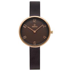 OBAKU 相逢時刻時尚米蘭帶錶(V195LXVNMN)-30mm