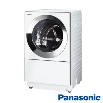 Panasonic國際 10.5公斤 洗脫烘 變頻滾筒洗衣機NA-D106X1WTW日本製