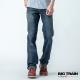 BIG TRAIN 標準型直筒褲-男-中藍