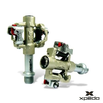 XPEDO MF-3 Force 不鏽鋼專業卡式腳踏