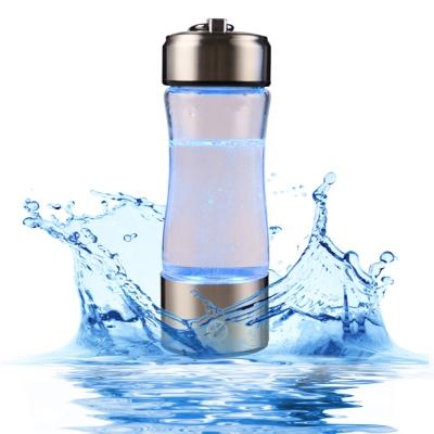 新一代 富氫負離子能量水製造機(曲線瓶)