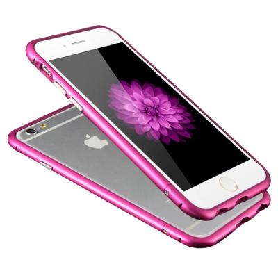 GIinmic iphone 6 4.7 全弧形鋁合金保護邊框