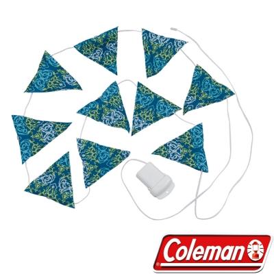 Coleman CM-22287_藍色 LED串燈 聖誕燈飾 裝飾燈 另售電子露營燈 瓦斯