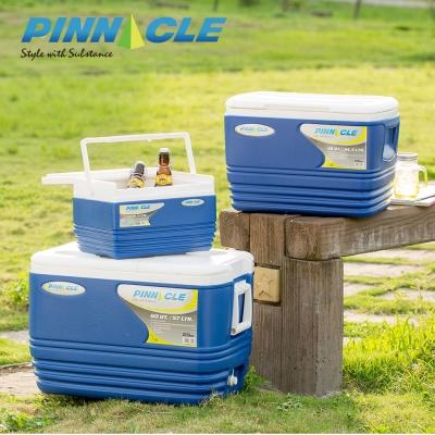 PINNACLE冰桶組-藍 (57L+33L+11L) 戶外冰桶/露營用/BBQ