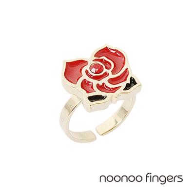 Noonoo Fingers Queen Rose Ring 皇后玫瑰 戒指