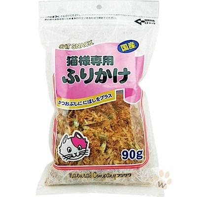 藤澤 鰹魚薄片+沙丁魚 90g