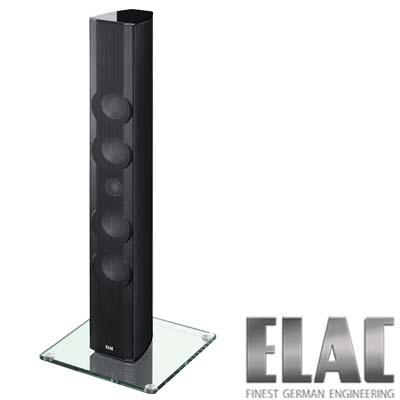 ELAC德國精品中置型揚聲器CINEMA 24 CM (SW黑色)-對