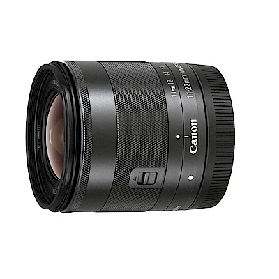 Canon EF-M 11-22mm f/4-5.6 IS STM 超廣角鏡頭(平行輸入)