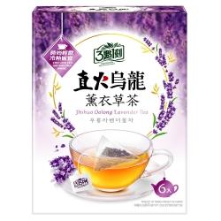 3點1刻 直火烏龍薰衣草茶(2.5gx6包)