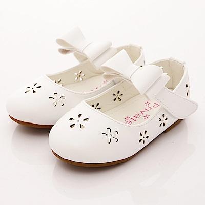 PV日系私藏 氣質公主鞋款 7312 白 (寶寶段)T1