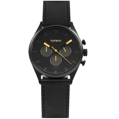 TAYROC 羅霸特三號時尚腕錶(TXM014L)-42mm