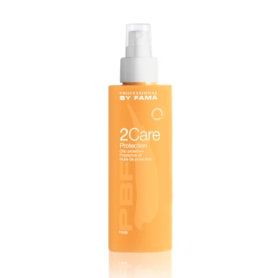 BY FAMA髮瑪 2 CARE PROTECTION璀璨防護2in1精華油150ml
