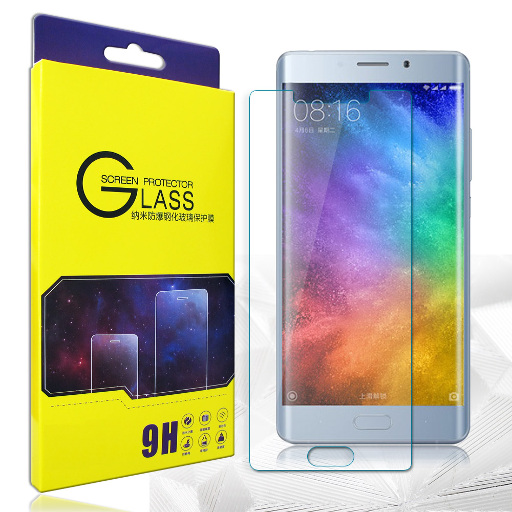 GLA Xiaomi 小米Note 2 疏水疏油9H鋼化玻璃膜(超薄0.26mm)