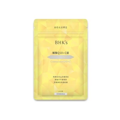 BHK's 輔(酉每)Q10+C錠(30顆/包)