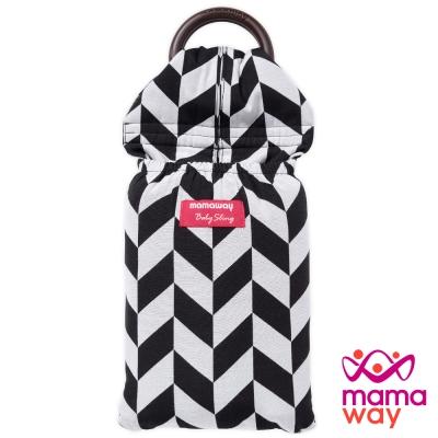 【mamaway媽媽餵】麥穗紋育兒揹巾