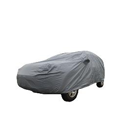 [快][金蓋樂]雙層防水抗UV車罩休旅車款#JEEP-L