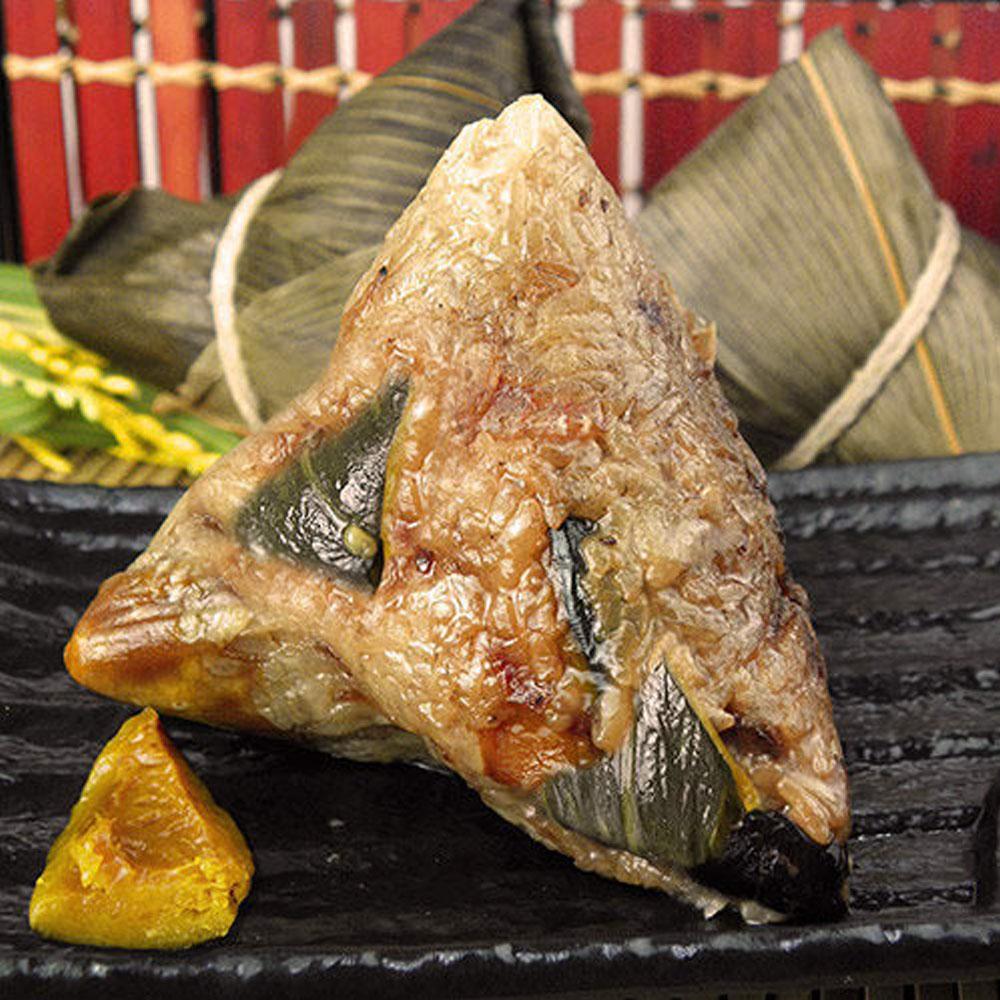 買一送一 陳媽媽-特製巴掌南瓜肉粽(6顆)