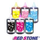 RED STONE for EPSON連續供墨機專用填充墨水100CC(六色一組)