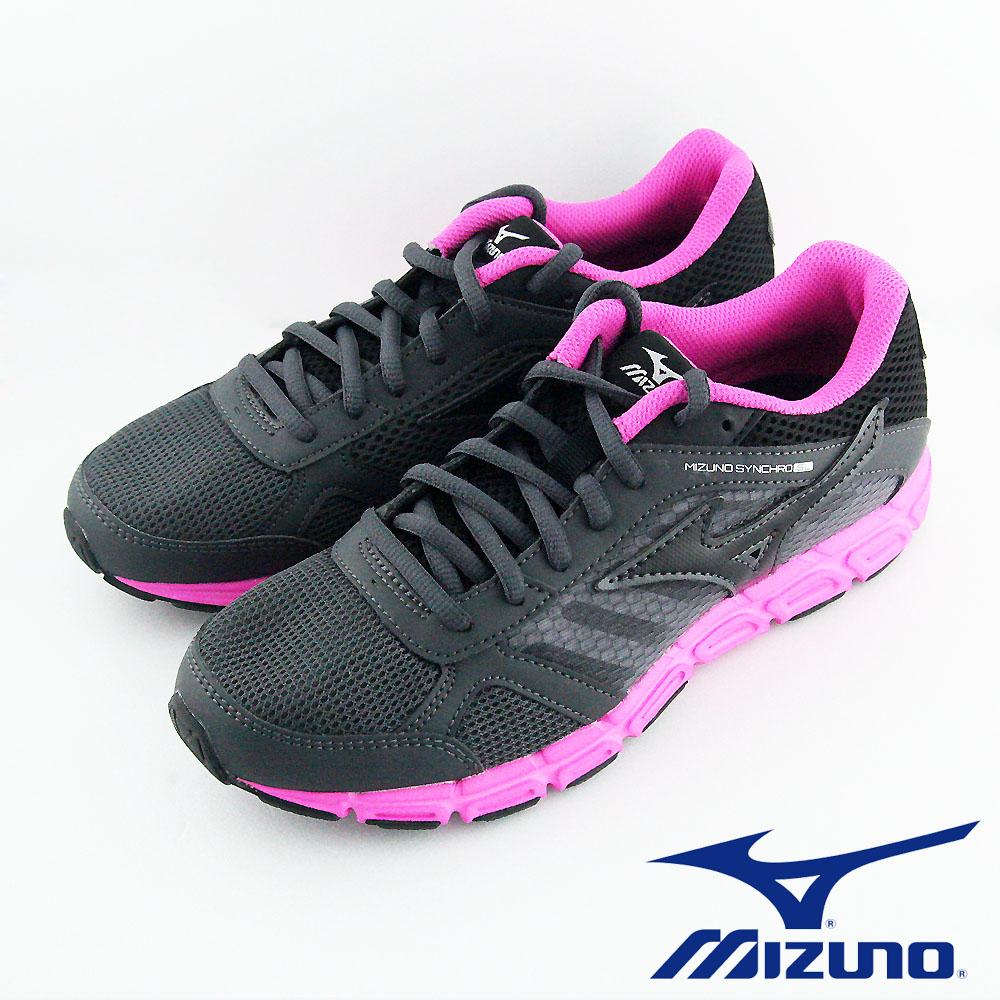Mizuno SYNCHRO SL(W) 女慢跑鞋 J1GF162809