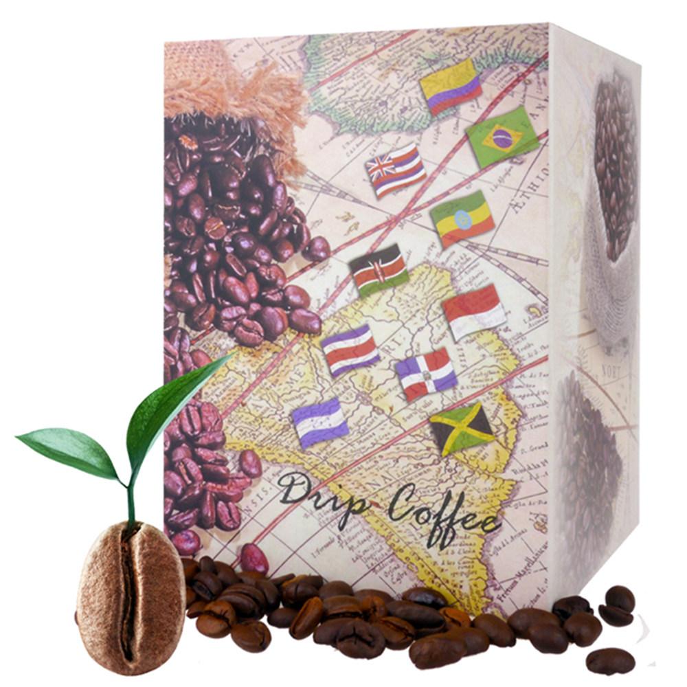 幸福流域 哥倫比亞 梅德林卡爾達斯-濾掛咖啡(8g/10入)盒裝