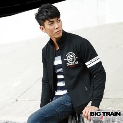 BIG-TRAIN-東京黑魂立領外套-男-黑色