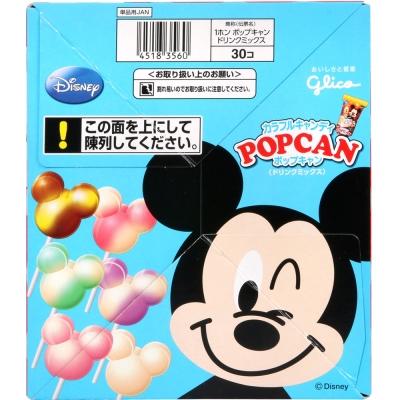固力果glico 米奇棒棒糖-綜合飲料30入(315g)