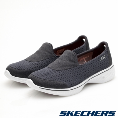 SKECHERS (女) 健走系列GO Walk 4 - 14148CHAR