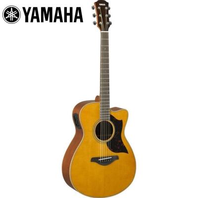 YAMAHA AC1M VN 電民謠木吉他 復古原木色款