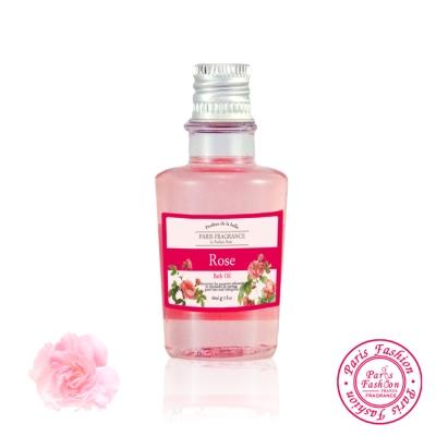 《paris fragrance巴黎香氛》漫步花園玫瑰泡澡精油-60ML