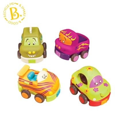 【麗嬰房】美國 B.Toys 寶寶迴力車