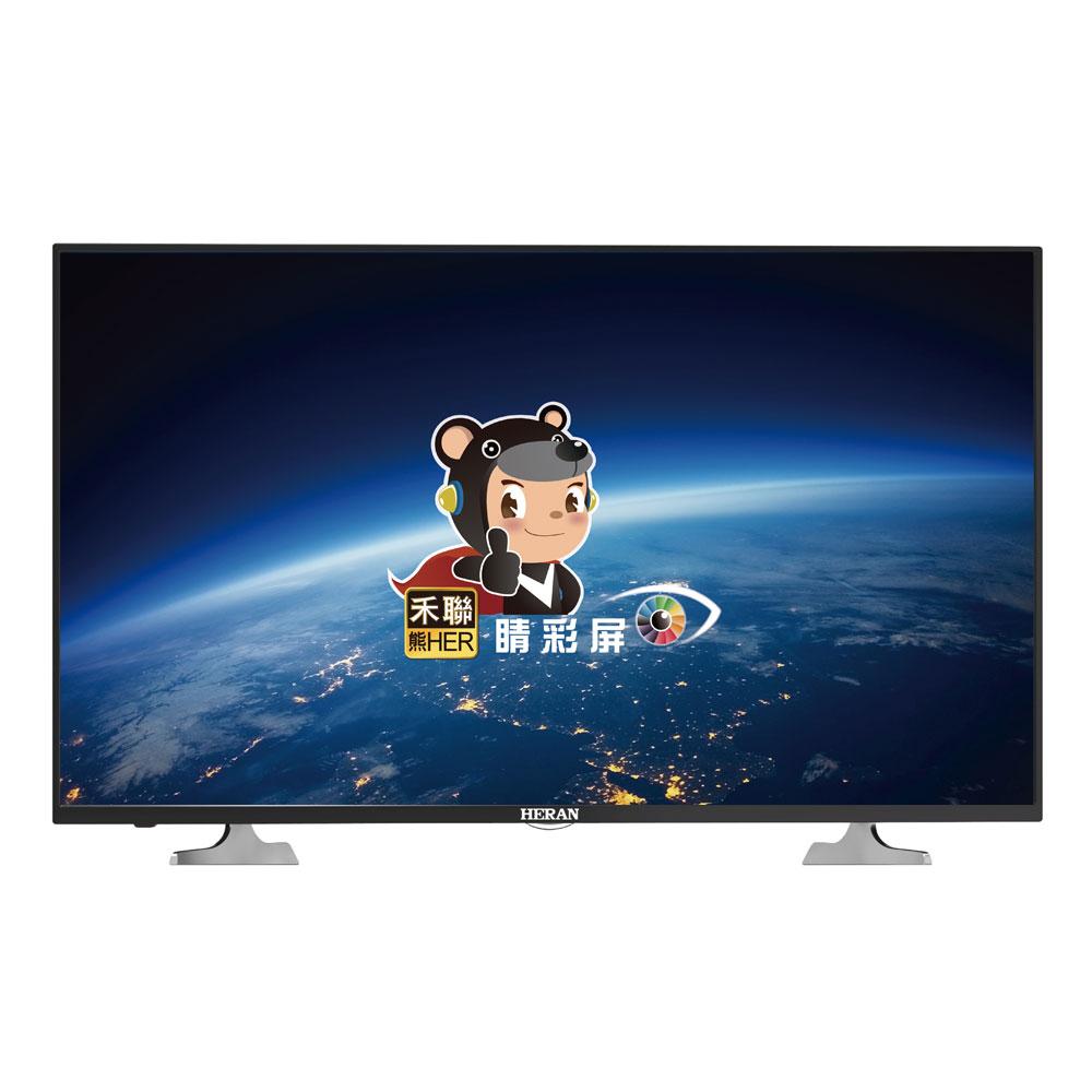 HERAN禾聯 39吋 LED液晶顯示器+視訊盒 HD-39DF5