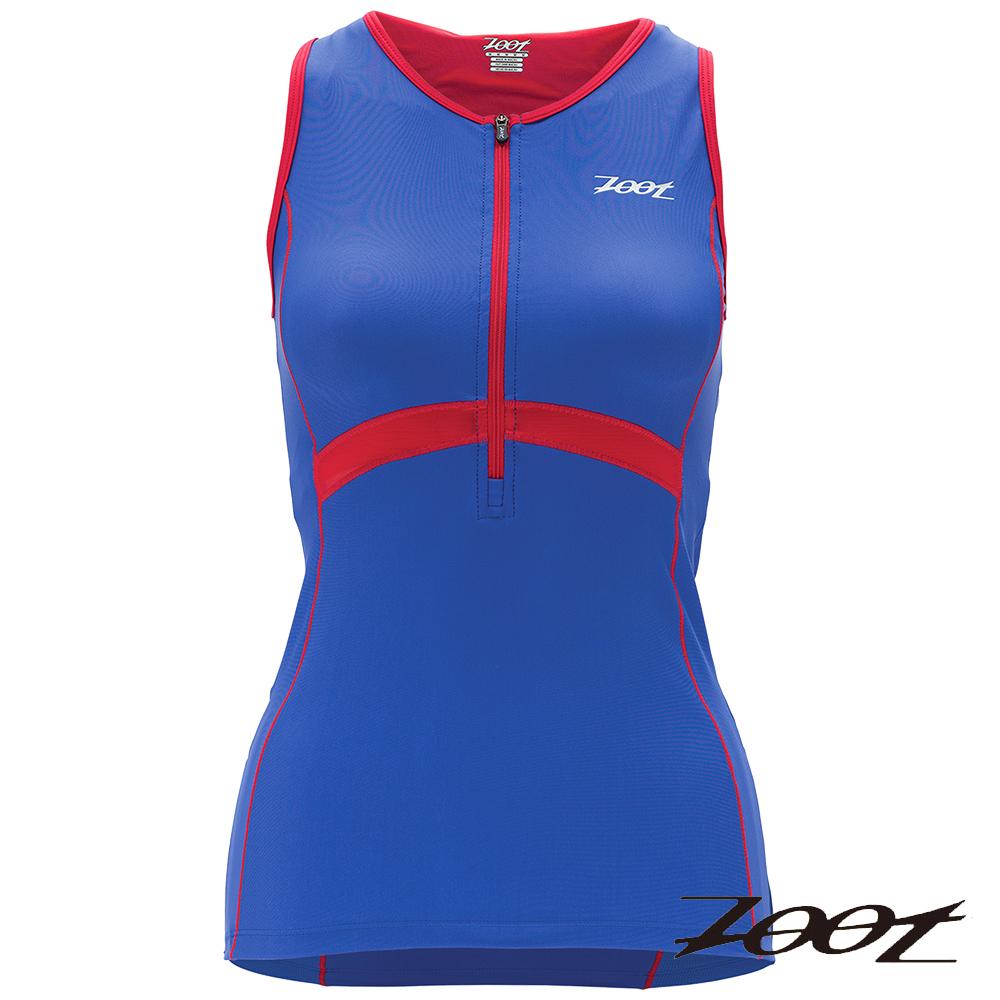 ZOOT 專業級半拉式鐵人上衣(女)Z1406004(葡萄紫紅)