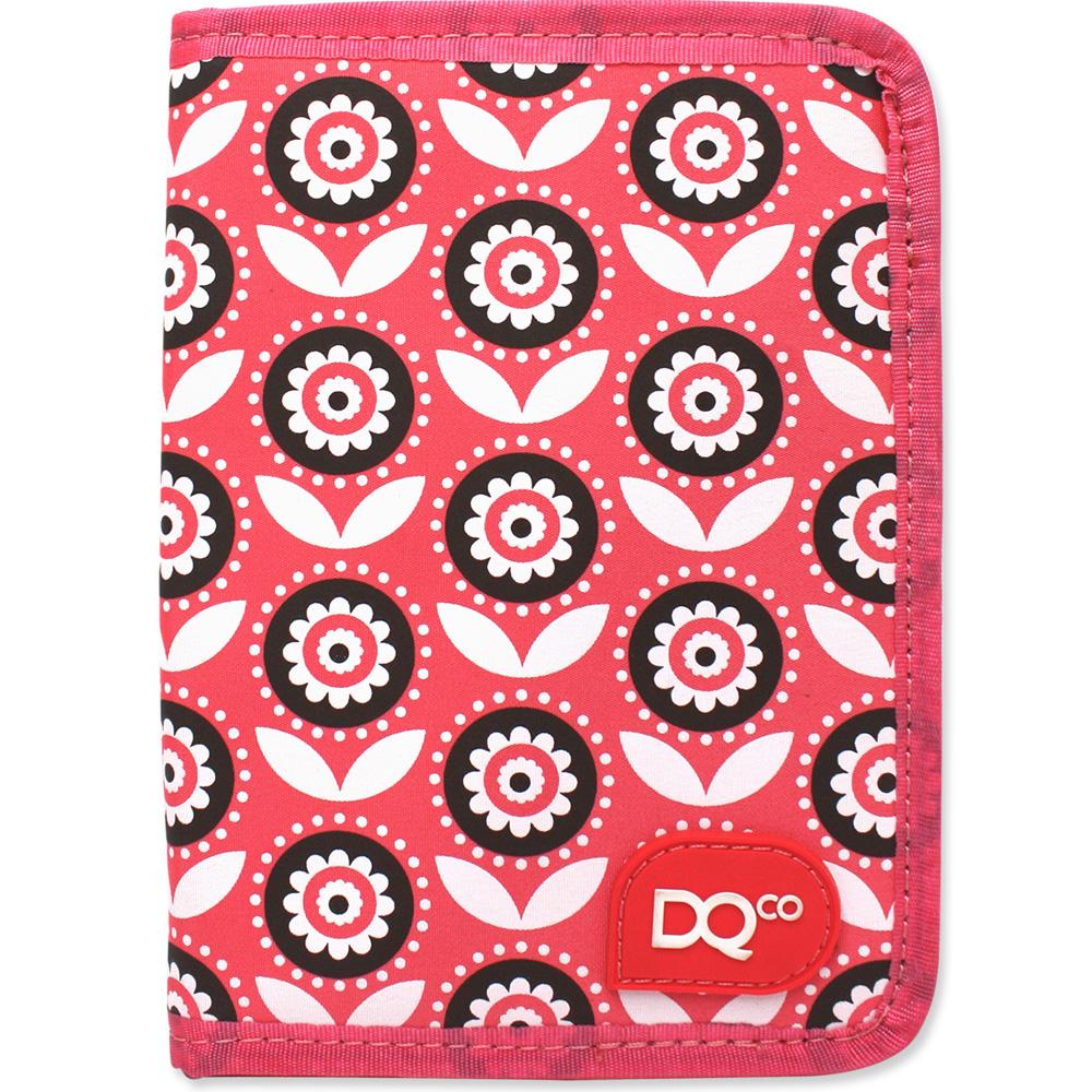 《DQ》Zip 拉鍊證件護照夾(粉彩葵)