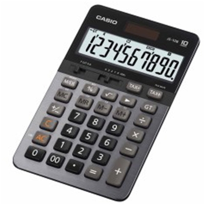 Casio卡西歐 JS-10B 桌上型10位稅率計算機