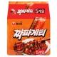 農心 四川炸醬麵-辣味(137gx5包) product thumbnail 1