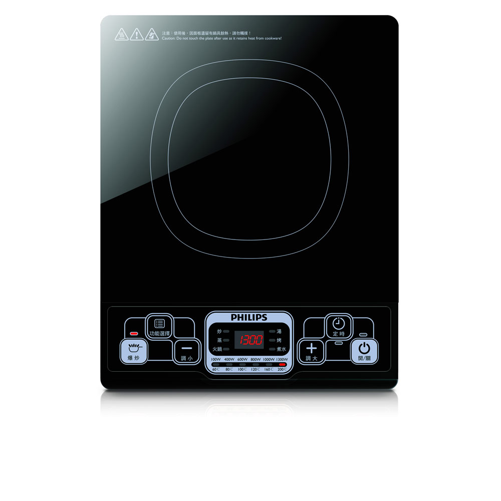飛利浦智慧變頻電磁爐HD4921(快速到貨)