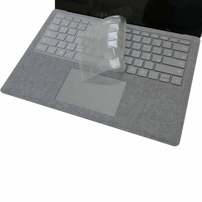 EZstick Microsoft Surface Laptop 奈米銀 TPU 鍵盤膜