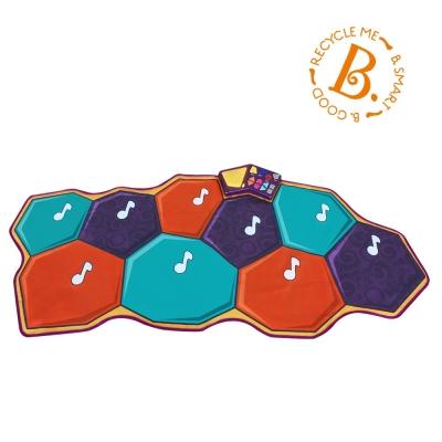 美國【B.Toys】音樂磚跳舞墊